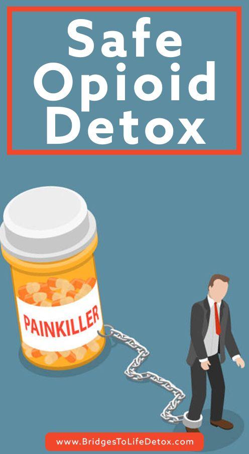 safe opioid detox